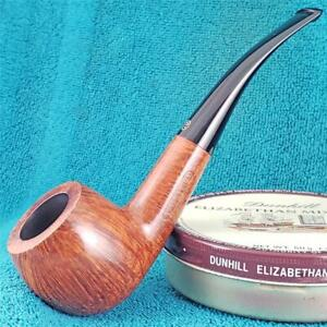 EXCELLENT James Upshall A GRADE LARGE BENT APPLE FREEHAND ENGLISH Estate Pipe