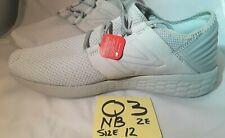 Q3 Mens Gray New Balance M Cruz SX2 Size 12 2E - Brand New No Box