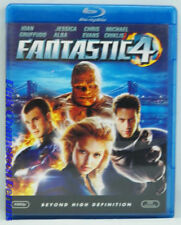The Fantastic 4 - Blu-ray Disc Used Very Good, Free Shipping