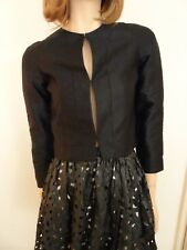 STELLA MCCARTNEY for TARGET Black Jacket Sz 6 BNWOT