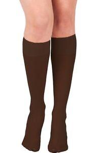 Womens Trouser Socks Knee High 1Pair