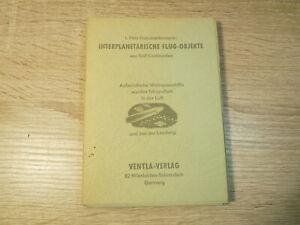 Interplanetarische Flug-Objekte aus fünf Kontinenten / Ventla-Verlag Postkarten