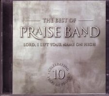 PRAISE BAND Best 2CD LORD I LIFT YOUR NAME ON HIGH Classic Christian Anthology