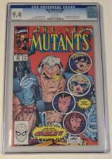 New Mutants#87 (1st app.of Cable) book is on 🔥🔥🔥🔥