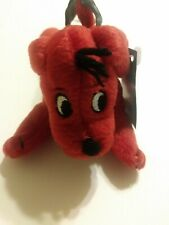 Clifford The Big Red Dog Mini Plush Magnetic Paws Frontline Plus