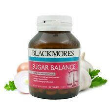 Australia BM Sugar Balance 90 Tab. Health Supplement for Blood Sugar Metabolism
