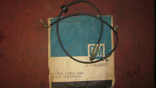 NOS 69 70 71 72 GM Antenna Radio Lead In Cable & Base Chevy Camaro 3948955 OEM