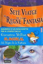 Setè viatge al Regne de la Fantasia. ENVÍO URGENTE (ESPAÑA)