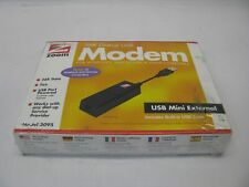 ZOOM 56K V.92/V.90 Dial-up External USB Modem Model 3095 *New Sealed*