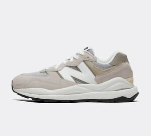 New Balance 57/40 Trainer | Grey / Grey / White | LIMITED STOCK AND SIZES