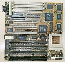 Jetway J-656VXC REV 3, Socket7 Motherboard, 4 ISA, 3 PCI, 4 SIMM slot, AT