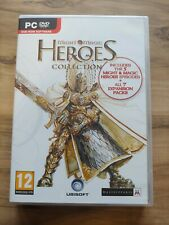 Heroes of Might & Magic Collection - Includes 1-5 + all 7 Expansion Packs
