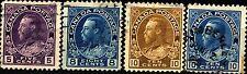 CANADA - 1918-1925 - Re Giorgio V