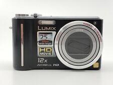 Panasonic LUMIX DMC-ZS3/DMC-TZ7 10.1MP Digital Camera - Black