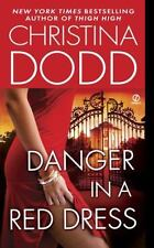 * Danger in a Red Dress by Christina Dodd V-GOOD PB SALE!!!!!!