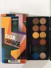 Sleek Makeup Idivine Eyeshadow Palette Colour Carnage 9.6g Boxed & Sealed
