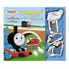 Thomas' Magnetic Playbook (Thomas & Friends)-ExLibrary