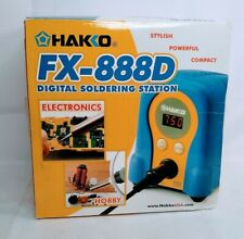 Hakko FX888D29BY/P 70-Watt Digital Soldering Station - Blue