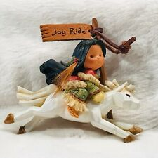Enesco Friends Of The Feather Joy Ride Hanging Ornament 743828