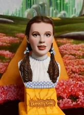 Dorothy Wizard of Oz Painted Resin Bust