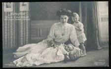 598296) AK Kronprinzessin Preußen mit Söhnen gel.1908