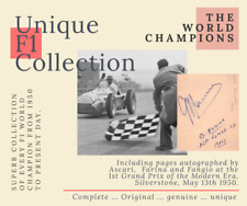 Formula 1 ... The World Champions Autograph Collection ...