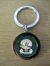 FERGUSON CLAN KEY RING (METAL) IMAGE DISTORTED TO PREVENT INTERNET THEFT