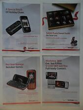 Nice Lot #4 of 20 Different Assorted Cell Phones ~ Sanyo AT&T ++