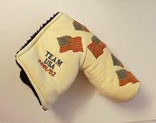 Titleist scotty cameron team usa 2001/02 putter head cover
