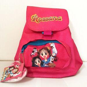 Zainetto Bambina colore Rosa - Rossana. Cm 22x25