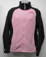 Womens THE NORTH FACE Khumbu PINK RIBBON Breast Cancer Awareness Fleece Jacket S
