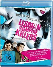 Lesbian Vampire Killers [Blu-ray](NEU&OVP) Sexy Partyspaß mit pubertärem Humor u