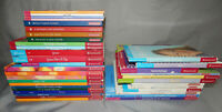 36 american girl doll kids books BULK LOT various ages & conditions nicki jess