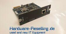 APC AP9630 AP 9630 Network Management Card 2 Netzwerkkarte BIOS neu full reset