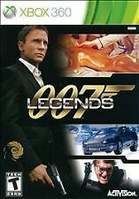 007 Legends (Microsoft Xbox 360, 2012)