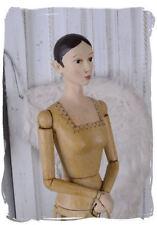 Biedermeier FEMME MANNEQUIN Figure Féminine shabby chic Buste Antique