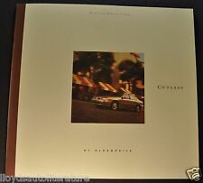 1997 Oldsmobile Cutlass Catalog Sales Brochure GLS Excellent Original 97