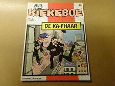 STRIP / KIEKEBOE 20: DE KA-FHAAR | 1ste druk