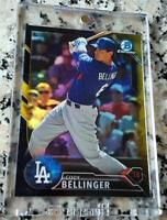 CODY BELLINGER 2016 Bowman Chrome GOLD REF SP Serial Numbered $ Rookie Card RC $