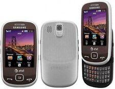 """Samsung FLIGHT SGH-A797 Silver. """"UNLOCKED"""". GSM Slider. Camera.  AT&T *8/10"""