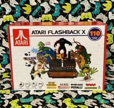 Atari Flashback X Retro 720P HD Console 110 Built-in Games **NEW**