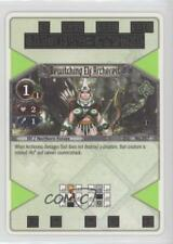 2007 The Eye of Judgement Battle Card Game Base 057 Bewitching Elf Archeress 2ic