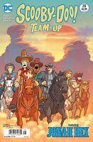 SCOOBY-DOO TEAM-UP #28  DC COMICS 1ST PRINT COVER A JONAH HEX