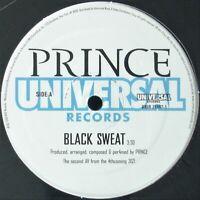 "PRINCE / TAMAR ""BLACK SWEAT / BEAUTIFUL, LOVED & BLESSED"" 2006 VINYL 12"" SEALED!"