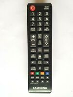 """Genuine Samsung BN59-01247A Remote Control For Smart UHD HDR 55"""" Curved LED TV"""