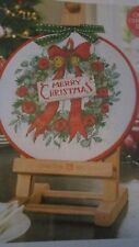 'Holly Jolly Holidays' cross stitch chart (only)