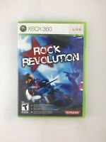 Rock Revolution - Xbox 360 Game - Complete & Tested
