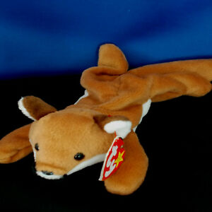 """SLY ***TY BEANIE BABY*** Style 4115 approx 9"""""""
