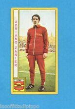 PANINI CALCIATORI 1969/70-Figurina- ZANIER - ROMA -Recuperata