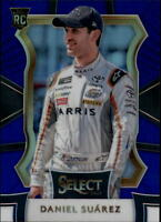 2017 Select Racing Prizms Parallel Singles (Pick Your Cards)